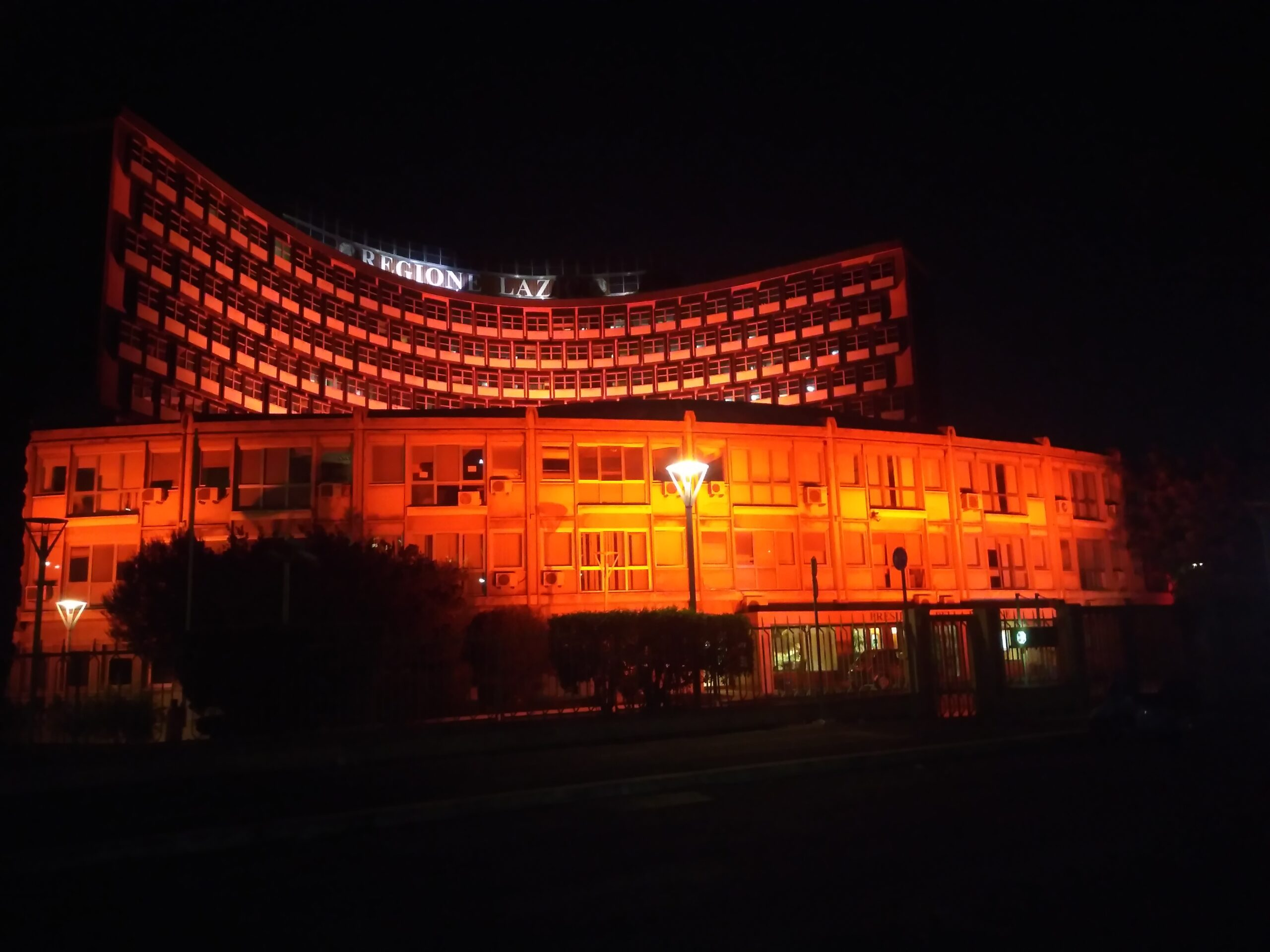 Illuminazione Speciale Regione Lazio - Roma